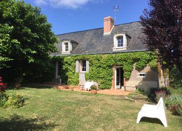 Thumbnail 3 bed longère for sale in Lieu Dit La Forge, Contigné, Châteauneuf-Sur-Sarthe, Segré, Maine-Et-Loire, France