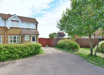 Thumbnail 3 bed semi-detached house for sale in Admiral Walk, Greetwell Close, Lincoln