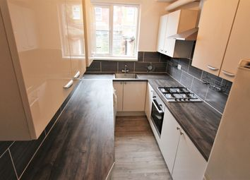 Thumbnail 3 bed terraced house to rent in Solway Road, Wood Green, London
