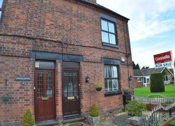 Thumbnail 3 bed end terrace house for sale in Blithbury Road, Rugeley, Staffordshire