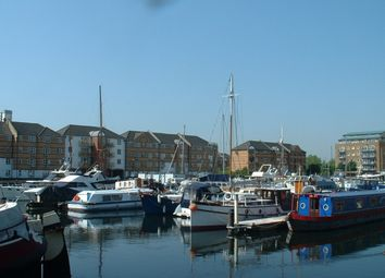 Thumbnail 2 bed flat to rent in Windsock Close, Surrey Quays, London