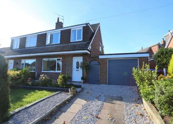 Thumbnail 3 bed semi-detached house for sale in Churnet Road, Forsbrook
