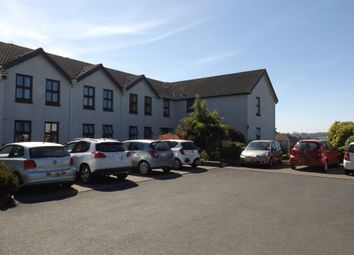 Thumbnail 1 bed flat for sale in Chisholme Court, Chisholme Close, St. Austell