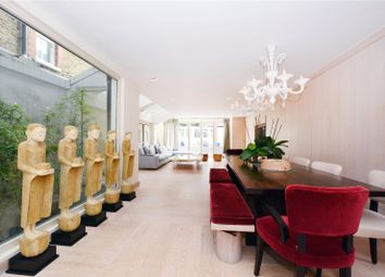 Thumbnail 5 bed terraced house for sale in Chiddingstone Street, Parsons Green, London