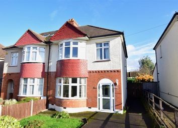 Thumbnail 3 bed semi-detached house for sale in Holtye Crescent, Maidstone, Kent