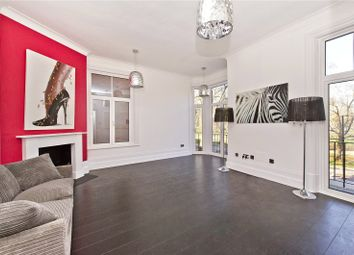 Thumbnail 2 bedroom flat to rent in Park Lodge, Park Close, London