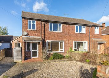 Thumbnail 4 bed semi-detached house for sale in Upper Way, Farnham, Surrey