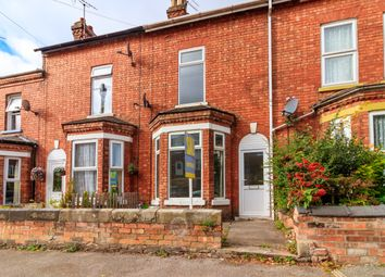 Thumbnail 3 bed terraced house for sale in Sandsfield Lane, Gainsborough