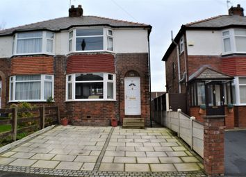 Thumbnail 2 bed semi-detached house for sale in Edgehill Crescent, Leyland