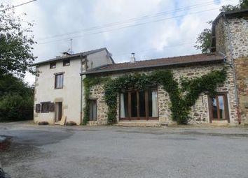 Thumbnail 4 bed property for sale in St-Julien-Le-Petit, Haute-Vienne, France