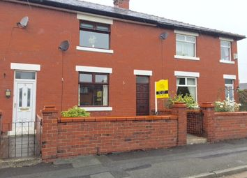 Thumbnail 2 bed terraced house to rent in Shaftesbury Avenue, Great Harwood