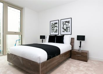 Thumbnail 2 bedroom flat to rent in Liner House, Admiral Way, London