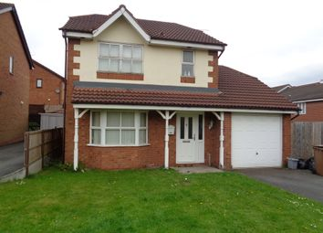 Thumbnail 3 bed detached house to rent in Lancashire Gardens, St. Helens