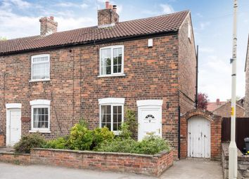 Thumbnail 2 bed end terrace house for sale in Main Street, Towton, Tadcaster