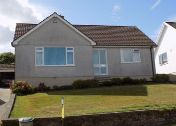 Thumbnail 3 bed detached bungalow for sale in Porthmeor Road, St. Austell