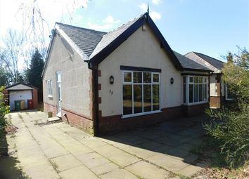 Thumbnail 4 bed bungalow to rent in Chorley New Road, Horwich, Bolton