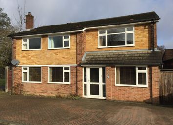Thumbnail 4 bed detached house to rent in Coombe Gardens, Berkhamsted
