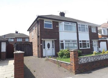 Thumbnail 3 bed semi-detached house for sale in Fieldway, Widnes, Cheshire