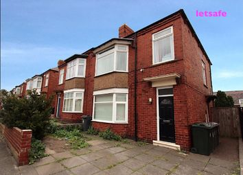 Thumbnail 2 bed flat to rent in Rothbury Terrace, North Shields