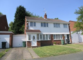 Thumbnail 3 bedroom semi-detached house for sale in Dudley, Netherton, Bratch Close