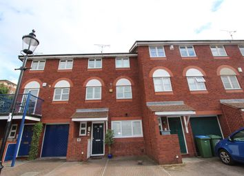Thumbnail 4 bed town house to rent in Captains Place, Southampton