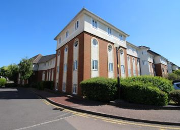 Thumbnail 2 bed flat for sale in Walsingham Close, Hatfield