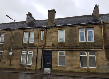 Thumbnail 1 bedroom flat for sale in Station Road, Shotts