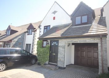 Thumbnail 4 bed semi-detached house for sale in Raleigh Close, Padstow