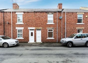 2 bed terraced house for sale in John Street, Beamish, Stanley, Durham DH9