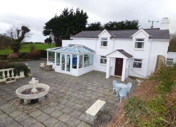 Thumbnail 3 bed detached house for sale in Moel Y Don, Llanedwen, Llanfairpwll, Anglesey