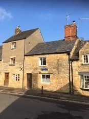 Thumbnail 2 bed terraced house for sale in 3 Park Road, Chipping Campden