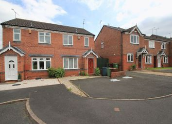 Thumbnail 3 bedroom semi-detached bungalow to rent in Barker Close, Stafford