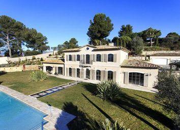 Thumbnail 5 bed villa for sale in Mougins (Pigranel), 06250, France