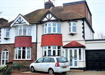 Thumbnail 4 bedroom semi-detached house for sale in Priory Road, Gillingham