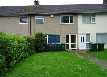 Thumbnail 4 bedroom terraced house to rent in Greswold Close, Coventry