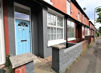 Thumbnail 3 bed terraced house to rent in Ratcliffe Street, Levenshulme, Manchester