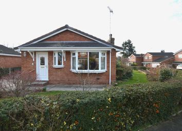 Thumbnail 2 bed bungalow for sale in Tewkesbury Close, Middlewich