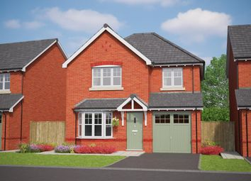 Thumbnail 3 bed detached house for sale in The Kingston, Bryn Y Mor, Old Colwyn
