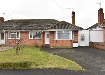 Thumbnail 2 bed semi-detached bungalow for sale in Abberley Drive, Droitwich