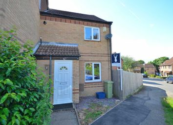 Thumbnail 3 bedroom end terrace house to rent in Milecastle, Bancroft, Milton Keynes