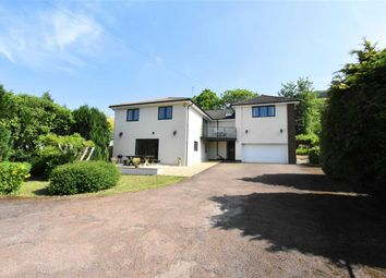 Thumbnail 5 bed detached house for sale in The Willows, Wyesham Road, Wyesham, Monmouth