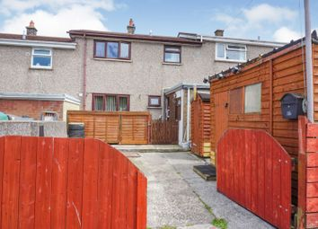 Thumbnail 3 bed terraced house for sale in Munro Court, Pembroke Dock