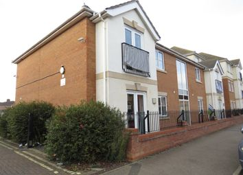 Thumbnail 2 bed flat for sale in Peveril Road, Peterborough