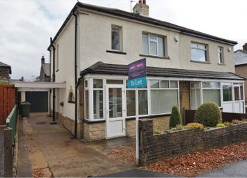 Thumbnail 3 bed semi-detached house to rent in Oxford Avenue, Guiseley, Leeds