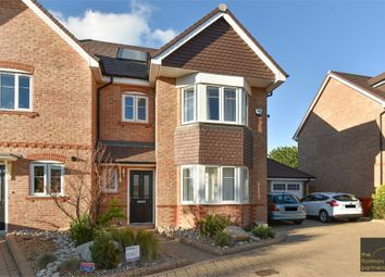 Thumbnail 3 bed semi-detached house for sale in Kings Reach, Langley, Berkshire