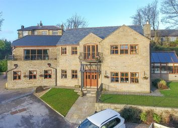 Thumbnail 5 bed detached house for sale in Worswick Green, Rawtenstall, Rossendale