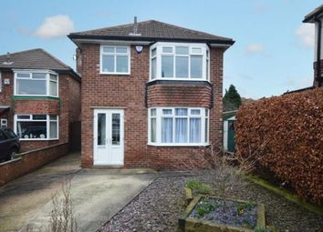 Thumbnail 3 bed detached house for sale in Swanbourne Road, Sheffield, South Yorkshire
