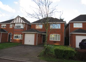 Thumbnail 4 bed detached house for sale in Rowan Close, Grange Park, Northampton