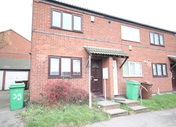 Thumbnail 2 bed semi-detached house to rent in Park Street, Nottingham