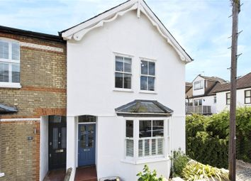 Thumbnail 3 bed semi-detached house for sale in Queens Road, Thames Ditton, Surrey
